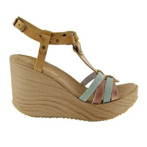 Coolway Galilea Wedge Sandals Size 39